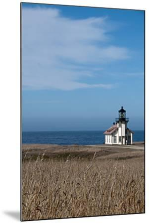 Point Cabrillo Light Station-Carolyn Hebbard-Mounted Photographic Print