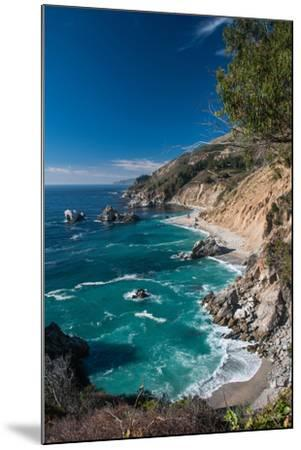 Cliff Coast-Norbert Kurzka - Photography-Mounted Photographic Print