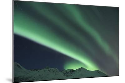 Nothern Lights, Aurora Borealis-Raimund Linke-Mounted Photographic Print