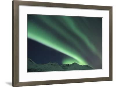 Nothern Lights, Aurora Borealis-Raimund Linke-Framed Photographic Print
