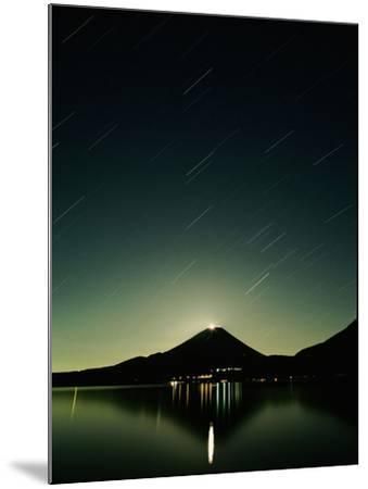 Starlit Sky-Datacraft Co Ltd-Mounted Photographic Print