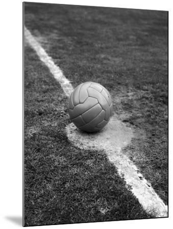 Kick Off-George Freston-Mounted Photographic Print
