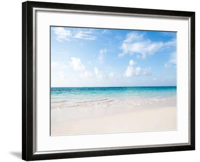 Dreams Beach-M Swiet Productions-Framed Photographic Print