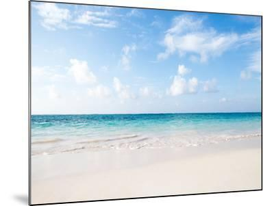 Dreams Beach-M Swiet Productions-Mounted Photographic Print