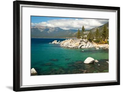 Lake Tahoe Landscape-Megan Ahrens-Framed Photographic Print