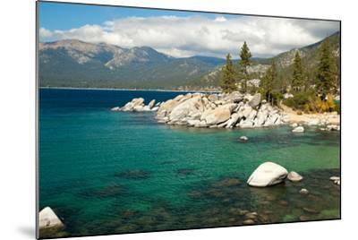 Lake Tahoe Landscape-Megan Ahrens-Mounted Photographic Print