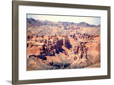 Charyn Canyon-taken by Richard Radford-Framed Photographic Print