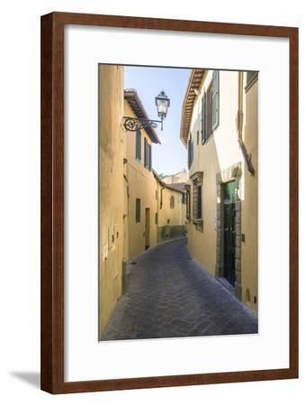 'Erta Canina' Street-Maremagnum-Framed Photographic Print