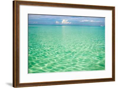 Seven Mile Beach, Negril, Jamaica-Cultura Travel/Karen Fox-Framed Photographic Print