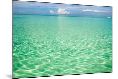 Seven Mile Beach, Negril, Jamaica-Cultura Travel/Karen Fox-Mounted Photographic Print