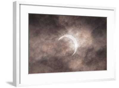 Solar Eclipse-Margarita Komine-Framed Photographic Print
