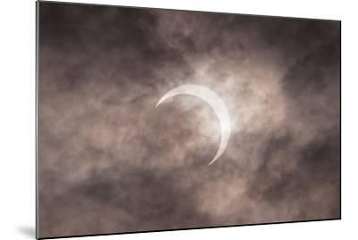 Solar Eclipse-Margarita Komine-Mounted Photographic Print