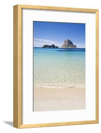 Es Vedranell and Es Vedra Islands-Jorg Greuel-Framed Photographic Print