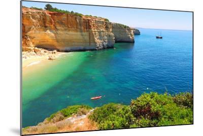 Praia Do Benagil-Valter Jacinto-Mounted Photographic Print