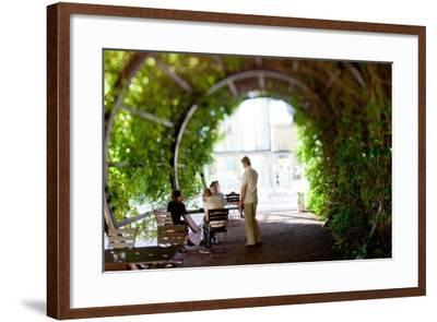 Jewish Museum-Felipe Rodriguez-Framed Photographic Print