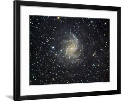 Ngc 6946 Spiral Galaxy in Cepheus-Robert Gendler-Framed Photographic Print