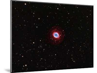 M57, Planetary Nebula in Lyra-Robert Gendler-Mounted Photographic Print