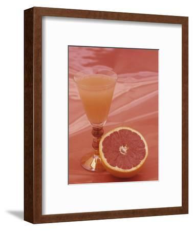 Grapefruit and Juice-Wally Eberhart-Framed Photographic Print
