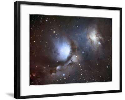 M78 Nebula Complex in Orion-Robert Gendler-Framed Photographic Print
