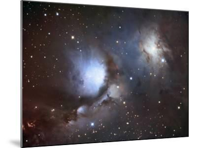 M78 Nebula Complex in Orion-Robert Gendler-Mounted Photographic Print