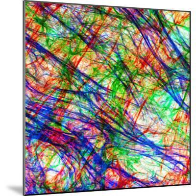 Extracellular Matrix Is the Substance of a Tissue Which Is Not a Cell-Edna Cukierman-Mounted Photographic Print