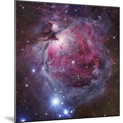 M42, the Great Nebula in Orion-Robert Gendler-Mounted Photographic Print