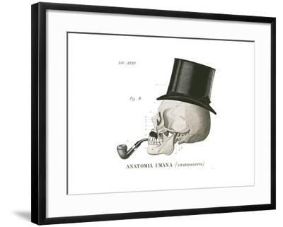 Dandy Bones II-Sue Schlabach-Framed Art Print