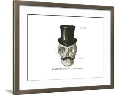 Dandy Bones I-Sue Schlabach-Framed Art Print