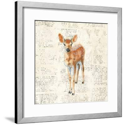 Into the Woods III-Emily Adams-Framed Art Print