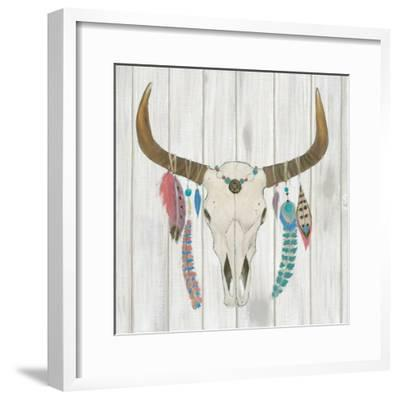 Bohemian Rising I-Emily Adams-Framed Art Print