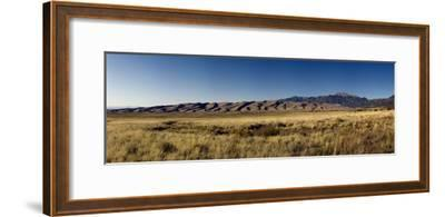 Great Sand Dunes National Park, Colorado, USA-Paul Andrew Lawrence-Framed Photographic Print