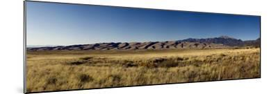 Great Sand Dunes National Park, Colorado, USA-Paul Andrew Lawrence-Mounted Photographic Print