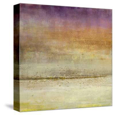 Refraction Horizon 4-Maeve Harris-Stretched Canvas Print