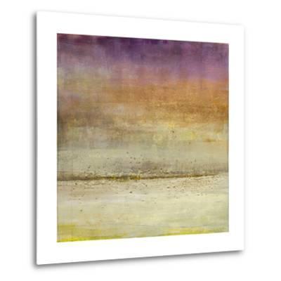 Refraction Horizon 4-Maeve Harris-Metal Print