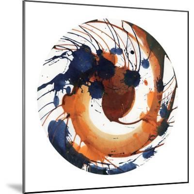 Spin Art 13-Kyle Goderwis-Mounted Premium Giclee Print