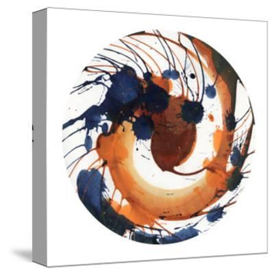 Spin Art 13-Kyle Goderwis-Stretched Canvas Print