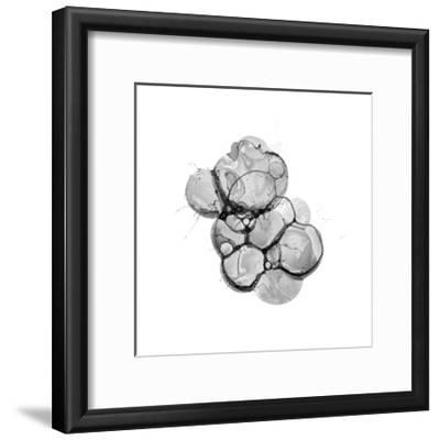 Interstellar Abstract A-THE Studio-Framed Premium Giclee Print