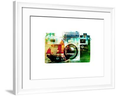 Hong Kong Snapshot-THE Studio-Framed Premium Giclee Print