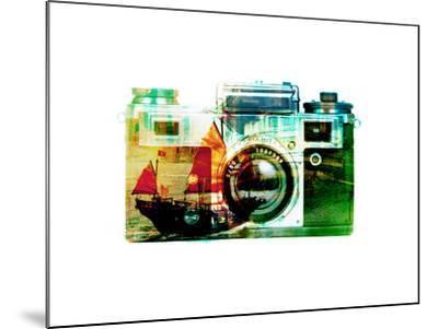 Hong Kong Snapshot-THE Studio-Mounted Premium Giclee Print
