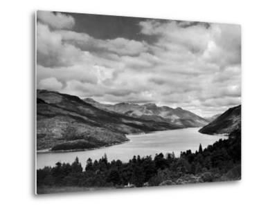 Loch Long 1946- Mirrorpix-Metal Print