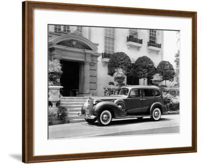 1938 Packard Super 8, (C1938)--Framed Photographic Print
