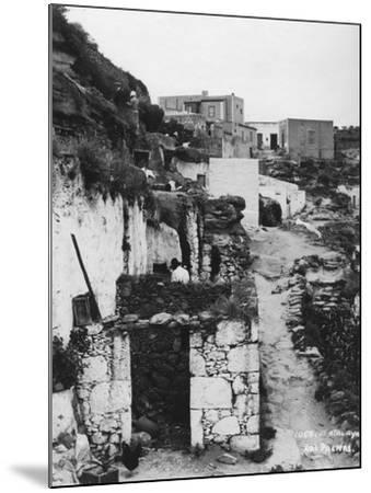 Atalaya, Las Palmas, Gran Canaria, Canary Islands, Spain, C1920s-C1930s--Mounted Photographic Print