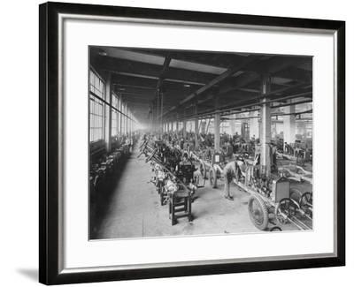 Wolseley Factory, Birmingham, C1921--Framed Photographic Print