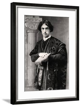 John Martin Harvey (1863-194), English Actor, 1907- Ellis & Walery-Framed Photographic Print