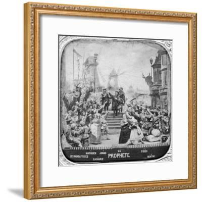 Le Prophète, Opera, Late 19th Century--Framed Photographic Print