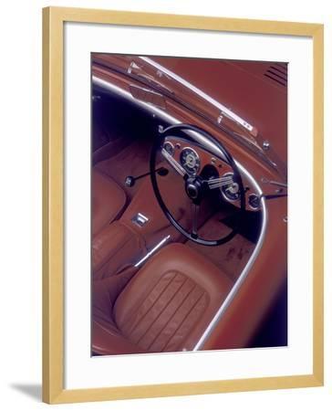 1956 Austin Healey 100-BN2--Framed Photographic Print