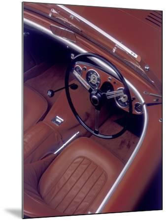 1956 Austin Healey 100-BN2--Mounted Photographic Print