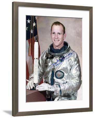 Edward Higgins White II (1930-196), American Astronaut, 1960S--Framed Photographic Print