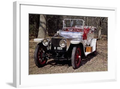 1909 Rolls-Royce Silver Ghost--Framed Photographic Print