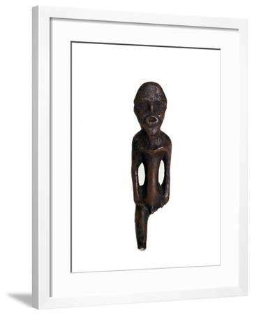Idol Carved from Elk Antler, Russian Forest Cultures, 1st Half of 2nd Millenium Bc--Framed Photographic Print